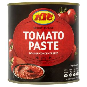 KTC Tomato Paste Double Concentrated-12x800g