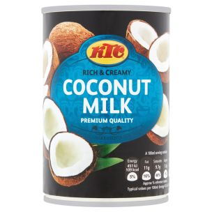 KTC Coconut Milk-12x400ml