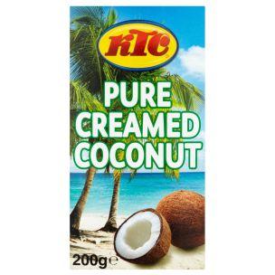 KTC Creamed Coconut-12x200g