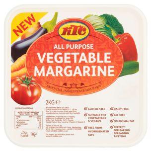 KTC Vegetable Margarine-1x2kg