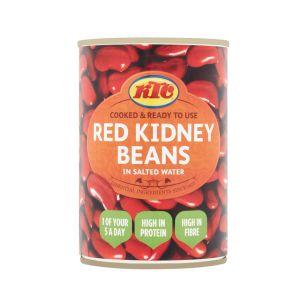 KTC Red Kidney Beans 12x400g