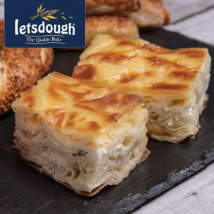 Letsdough Soft Baked Pastry with Cheese (Su Boregi) 1x800g