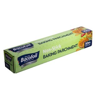 BacoFoil Professional Baking Parchment-45cmx50m