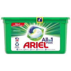 Ariel Original All in One Pods-1x36`s
