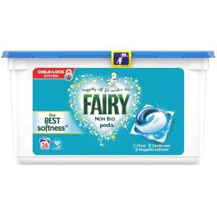 Fairy Non Bio Pods-1x36`s