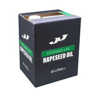 JJ Extended Life Rapeseed Oil (BIB) 1x20L