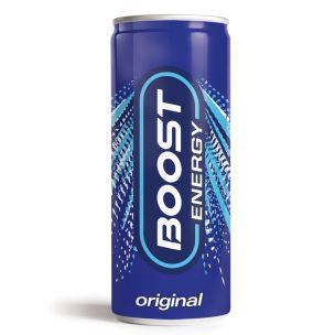 Boost Energy Drink-24x250ml