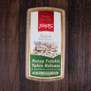 Tunas Tahini Halva with Pistachio 1x700g