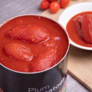 Italian Plum Tomatoes-6x2.5kg