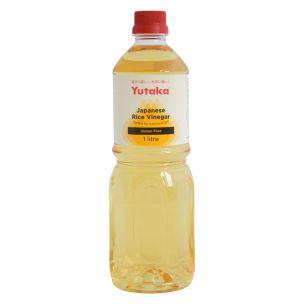 Yutaka Rice Vinegar 1X1L