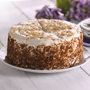 Mademoiselle Passion Carrot Cake 1x16ptn