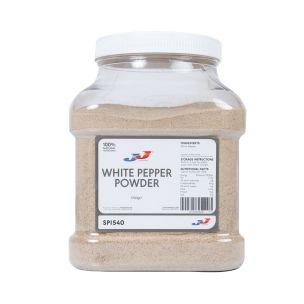 JJ White Pepper Powder-1x1700g