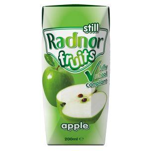Radnor Fruits Apple Tetra Pak 24x200ml