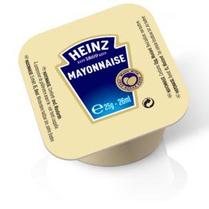 Heinz Mayonnaise Dip Pot 100x25g