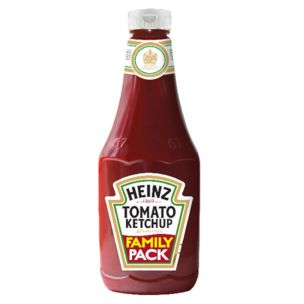 Heinz Tomato Ketchup (Bottle) 6x1.35kg