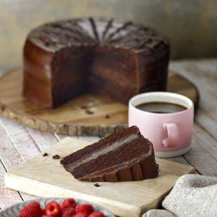 Mademoiselle Alabama Chocolate Fudge Cake 1x16ptn
