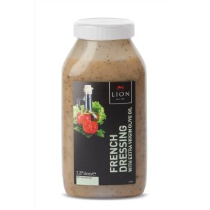 Lion French Dressing with Extra Virgin Olive Oil-2x2.27L
