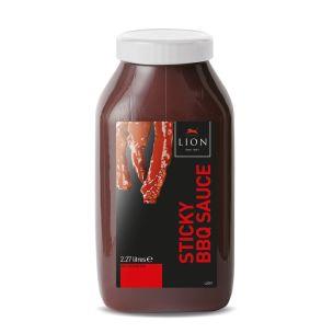 Lion Sticky BBQ Sauce-2x2.27L