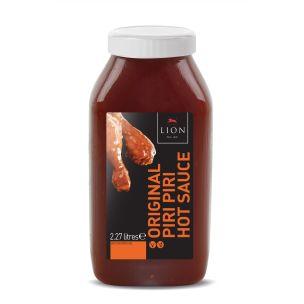 Lion Original Piri Piri Hot Sauce-2x2.27L