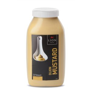 Lion Dijon Mustard-2x2.27L