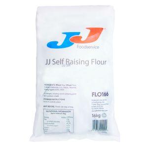JJ Self Raising Flour 1x16kg