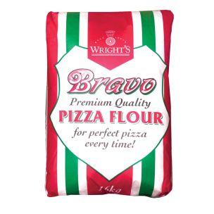 Bravo Pizza Flour-1x16kg