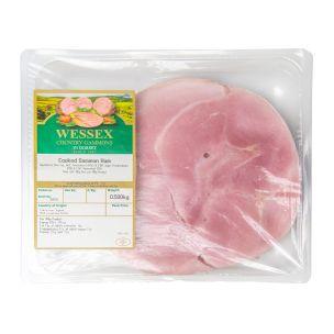 Wessex Sliced 100% Gammon Ham 1x500g