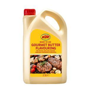 KTC Gourmet Butter Flavouring 1x2.5L