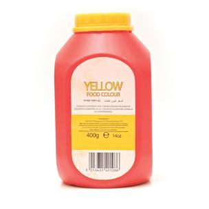 Yellow Food Colour-1x400g