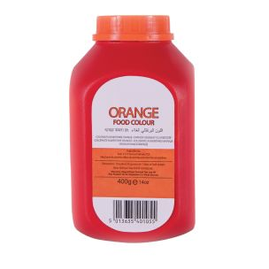 Orange Food Colour-1x400g