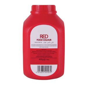 Red Food Colour-1x400g