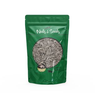 JJ Roasted and Salted Sunflower Seeds in Shell 1x500g