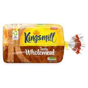 Kingsmill Tasty Wholemeal Bread (Medium)-1x800g