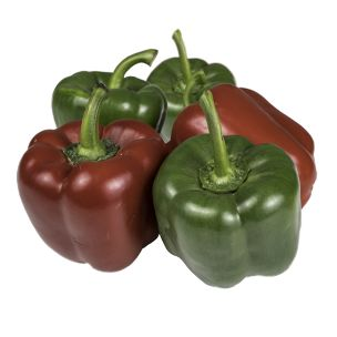 Red & Green Mixed Peppers (3Green-2Red)-1x5