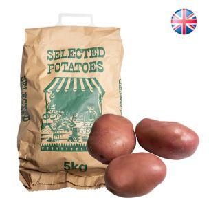 Selected UK Red Potatoes-1x5kg