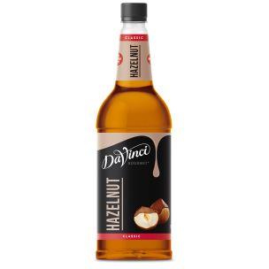 Da Vinci Gourmet Classic Hazelnut Syrup-1x1L