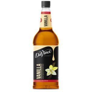 Da Vinci Gourmet Classic Vanilla Syrup-1x1L