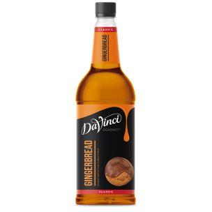 Da Vinci Gourmet Classic Gingerbread Syrup-1x1L