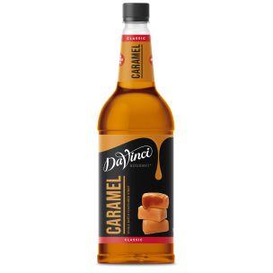 Da Vinci Gourmet Classic Caramel Syrup-1x1L