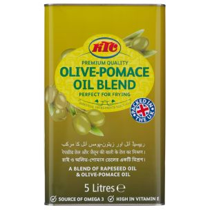 KTC Blended Olive Pomace Oil-1x5L