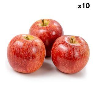 Red Apples (Royal Gala Apples)-1x10