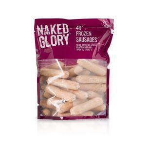 Naked Glory Meat Free Vegan Sausages 1x1.92kg