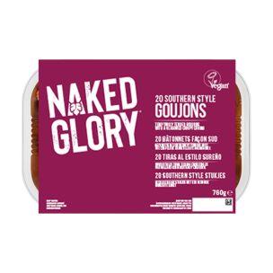 Naked Glory Meat Free Vegan Southern Fried Goujon 1x750g