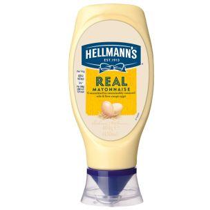 Hellmann's Real Mayonnaise Squeezy-8x430ml