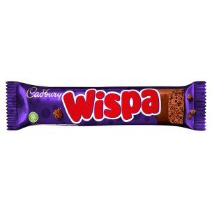 Cadbury Wispa Chocolate Bar 48x39g