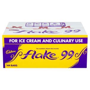 Cadbury Flake 99 Chocolate Bar 1x144
