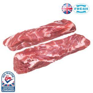 Fresh U.K Halal Lamb Neck Fillet (Price Per Kg) Pack Appx. 1kg