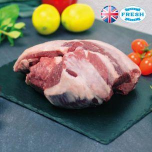 Fresh Halal UK/IE Boneless Mutton Leg (Price Per Kg) Box Appx 10kg