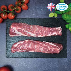 Fresh Halal UK/IE Mutton Neck Fillet (Price Per Kg) Box Appx 8kg
