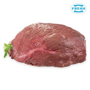 Fresh PAD  Top Side Beef (CAP OFF)  (Price Per Kg) Box Appx. 21kg